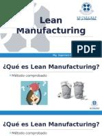 Lean Manufcaturing