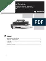 Receiver Manual Dsr209
