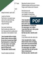 COLDPLAY - Viva La Vida.pdf