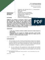 Resolución N° 11032015/SPCINDECOPI
