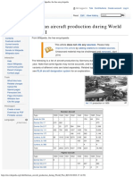 German Aircraft Production During World War II - Wikipedia, The Free Encyclopedia