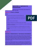 Manual de Reparación y Repintado de Carrocerías Automotrices