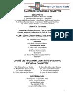 Ponencias de Investigación Científica de La 9na. Convención Mundial Del Chile