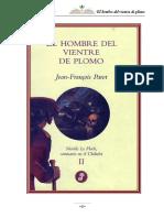 El Hombre Del Vientre de Plomo - Jean-Francois Parot
