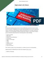 Inbound_ a Estratégia de Marketing Do Presente e Futuro
