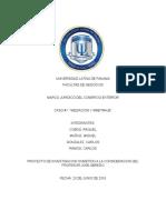 Proyecto Final - Mediacion y Arbitraje