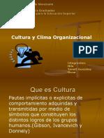 Cultura Corporativa