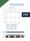 Análisis Espectral Modal y Estático