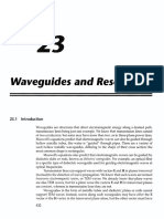 Chapter 23 - Waveguides and Resonators