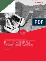Bulk Mineral Cargo Liquefaction
