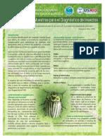 como recolectar muestras para el diagnostico de insectos.pdf