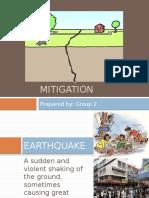 Earthquake Mitigation Presentation