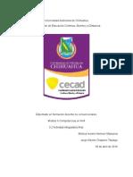 Universidad Autónoma de Chihuahua Final