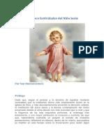 Las Cinco Festividades Del Nino Jesus - San Buenaventura