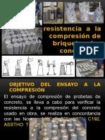 Diapositivas Resistencia La Comprension
