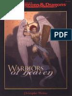 TSR 11361 - Warriors of Heaven