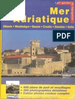 Cruising Guide AdriatiqueT.&D.thompson 2000