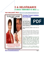 Joyce Meyer Believes Jesus Tortured In Hell PART 2 Docx