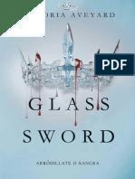 Glass Sword - Vistoria Aveyard