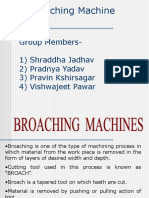 Broaching Machine.ppt