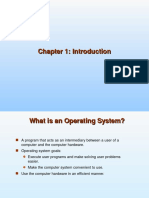 CS440 Operating Systems Lecture 1