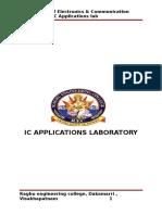 Lica Lab Manual