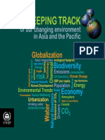Keeping Track of Our Changing Environment in Asia and the Pacific-2013