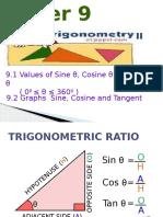 9 0 Trigonometry II