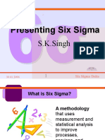 Copy of PresentingSixSigma New
