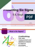 Copy of PresentingSixSigma New