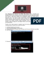Cara Mengatasi Virus Shortcut Dan Hidden Files Dengan CMD