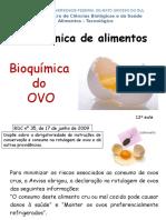 12ª Aula Bioquímica Do Ovo-2012-1