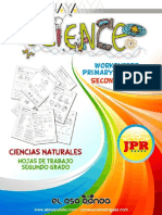 Anaya Science 2 Worksheets - JPR504