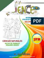 Anaya Science 2 Worksheets - JPR504