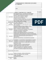 Ficha de Supervisión de Comedores Escolares