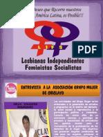 Presentación otras organizaciones de mujeres12