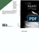 Bauman, Zygmut - Miedo líquido, La sociedad comteporánea y sus temores.pdf