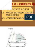 Chapter 8 Circles III