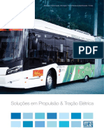 WEG Solucoes Para Propulsao Tracao Eletrica 50042550 Catalogo Portugues Br