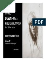 AULA-8-Desenho Da Figura Humana- Galber Rocha
