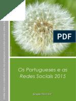 Folheto Redes Sociais 2015