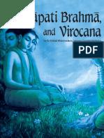 1 Prajāpati Brahmā, Indra and Virocana