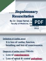 Cardiopulmonary Resuscitation 2012