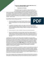 La Planificacion Estrategica Como to Transformacional en La Educacion Superior Venezolana