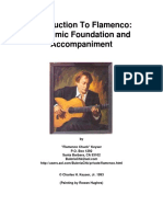 Flamenco Analysis