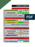 Formulas Medicas Version 2016