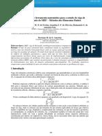 Desenvolvimento de ferramenta matemática para o estudo da viga de Bernoulli por meio do MEF – Métodos dos Elementos Finitos