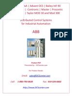 Abb Advant Product PDF