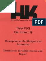 Hk p9s Manual