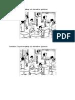 Tuliskan 5 Ayat Lengkap Berdasarkan Gambar